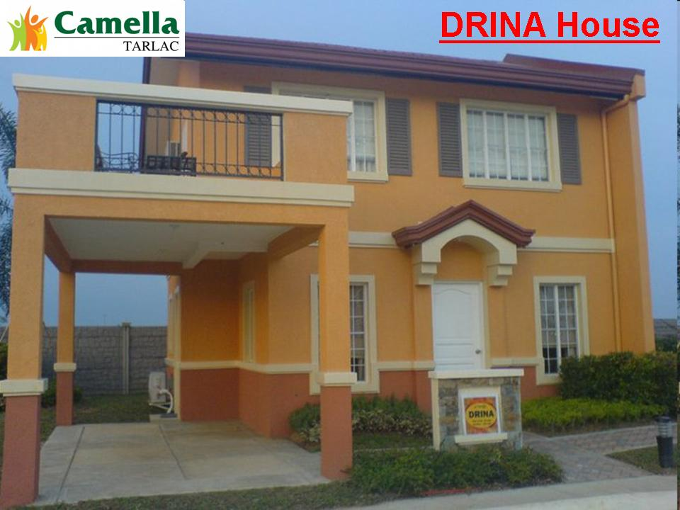 Camella homes model houses carmela